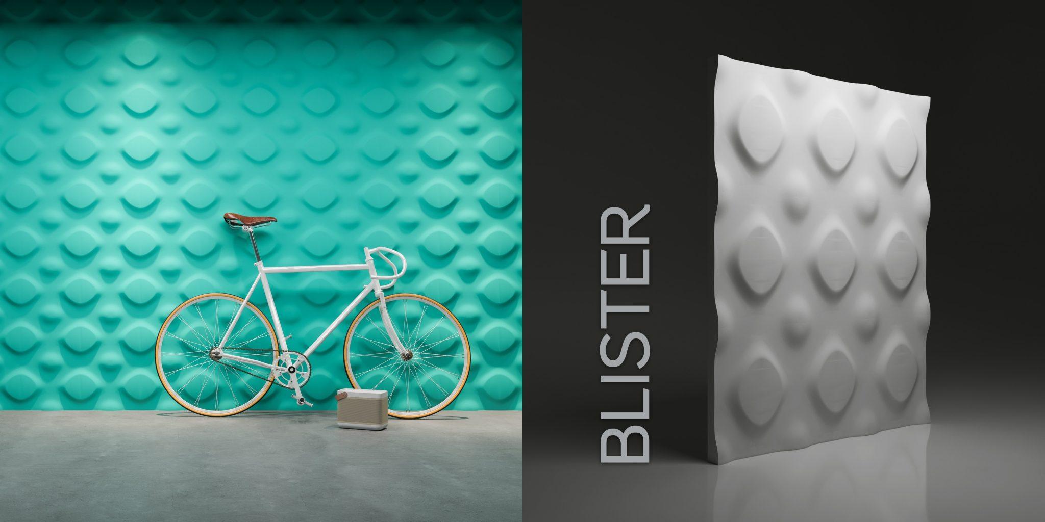 Model Blister - wizualizacja katalogowa + render