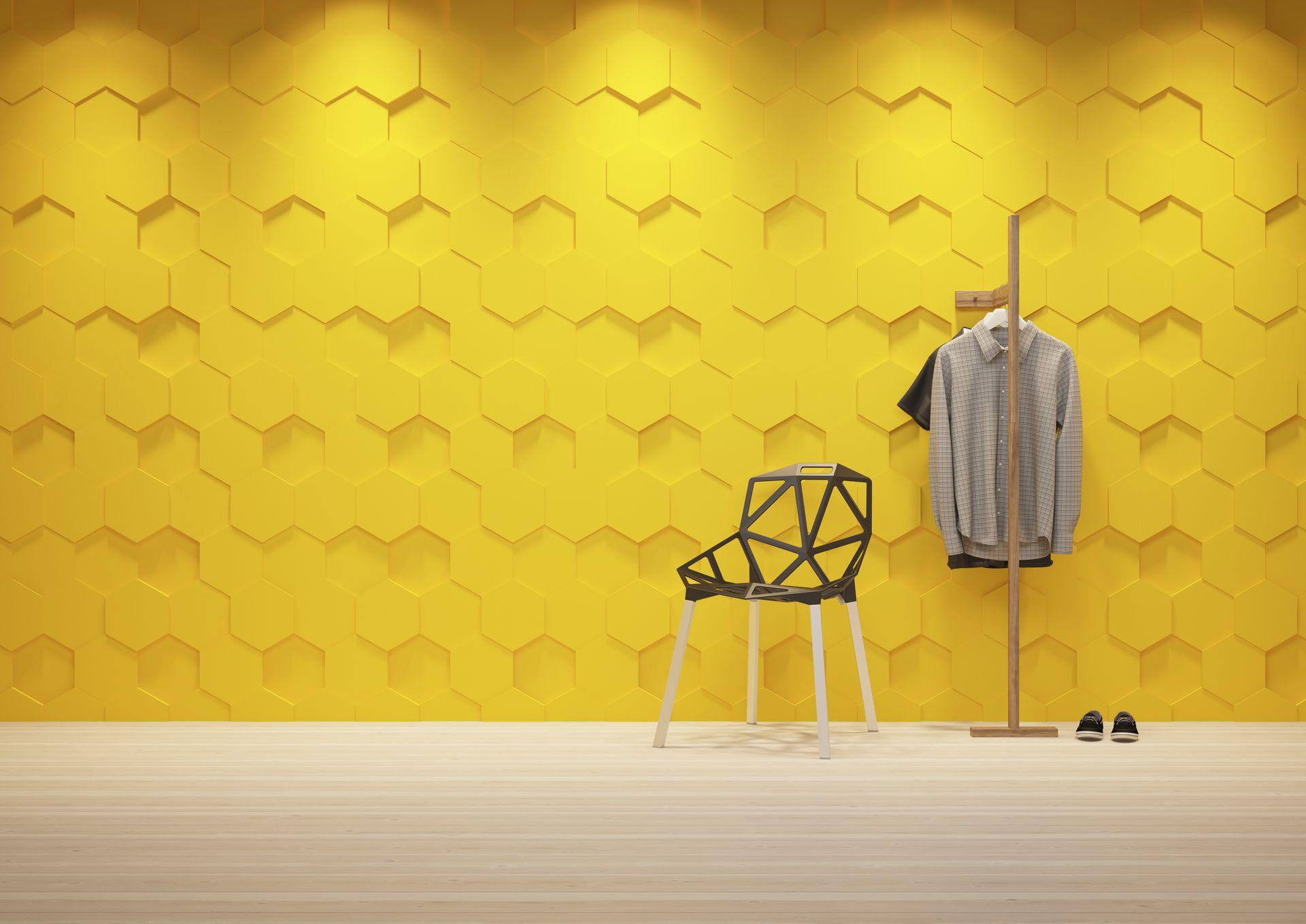 trójwymiarowe Honey - wizualizacja