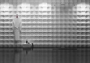 Design - wizualizacja z panelem Pixels