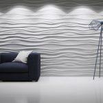 panele dekoracyjne - na fali kreacji - model Wave