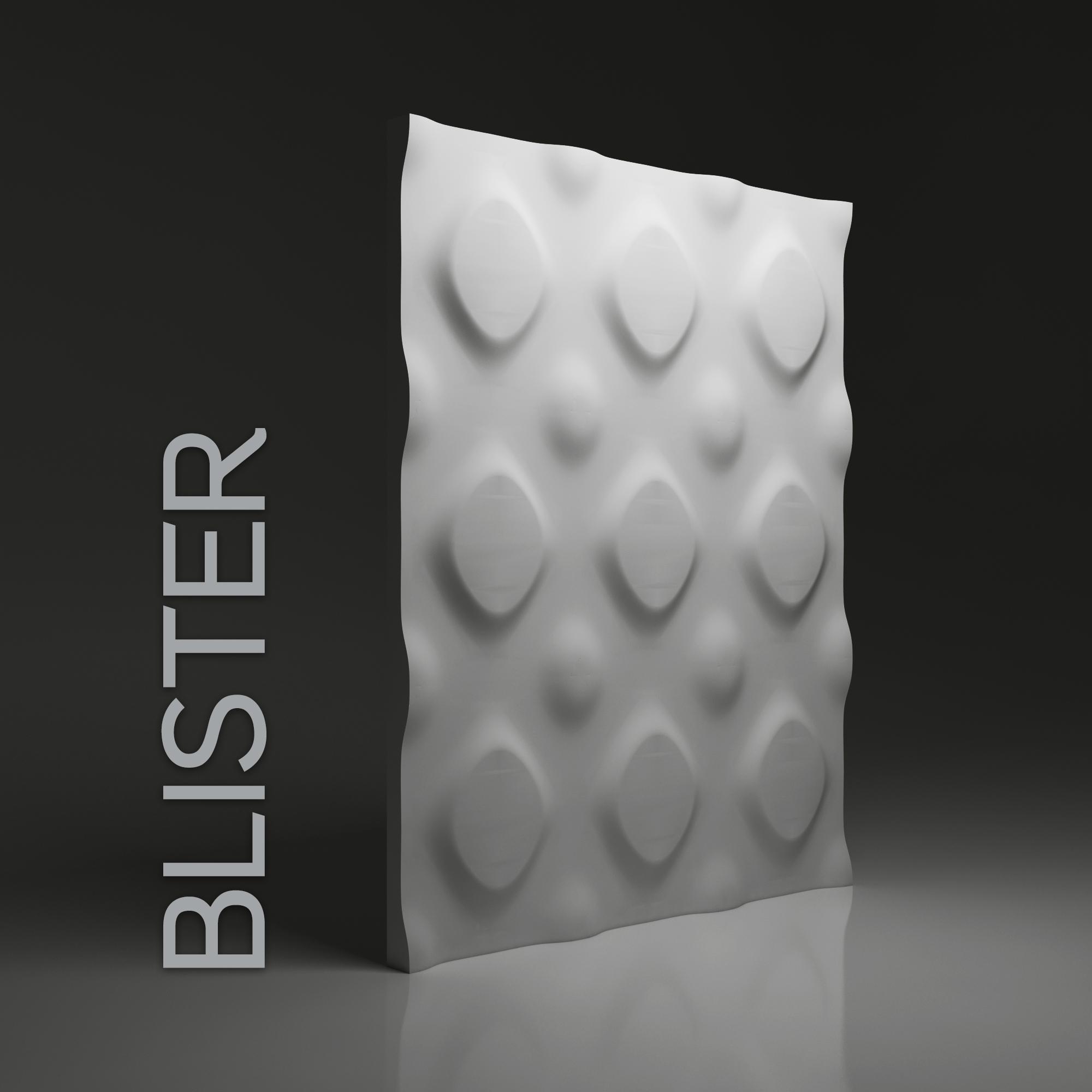 Blister - wizualizacja