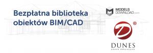 Models Download - logo biblioteki obiektów 3D do programów projektowych
