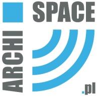 Pliki 3D - Archispace - logo platformy z plikami do programów projektowych