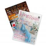 okładki magazynów