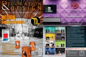 Panele 3d Dunes w magazynie Decoration & Design