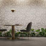Dunes Hexagon Pyramid Panele dekoracyjne 3D