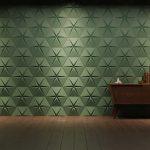 Hexagon stars panele dekoracyjne dunes